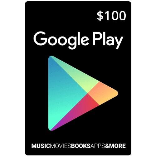 How toRedeem Googleplay Giftcard
